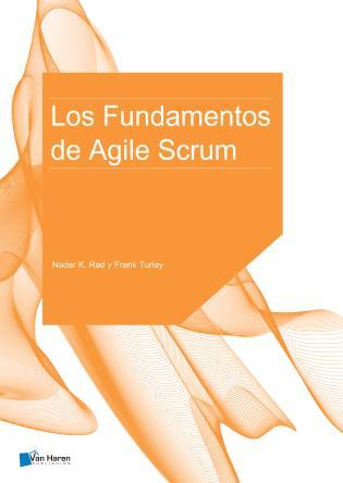 Cover image for the book Los Fundamentos de Agile Scrum