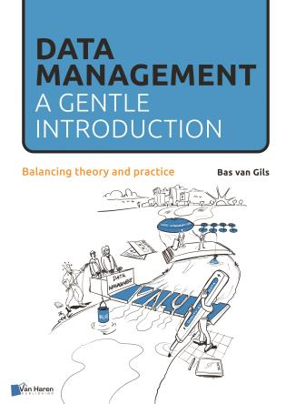Cover image for the book Data Management: a Gentle Introduction: Balancing Theory and Practice