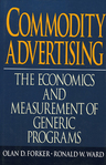 link and cover image for the book Commodity Advertising: The Economics and Measurement of Generic Programs