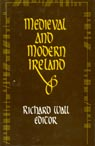 link and cover image for the book Medieval and Modern Ireland