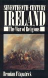 link and cover image for the book Seventeenth-Century Ireland: The War of Religions