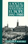 link and cover image for the book A Social History of Western Europe 1880-1980