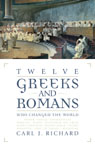 link and cover image for the book Twelve Greeks and Romans Who Changed the World
