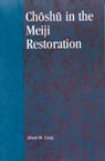 link and cover image for the book Choshu in the Meiji Restoration