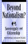link and cover image for the book Beyond Nationalism?: Sovereignty and Citizenship