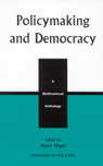 link and cover image for the book Policymaking and Democracy: A Multinational Anthology