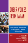 link and cover image for the book Queer Voices from Japan: First Person Narratives from Japan's Sexual Minorities