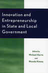 link and cover image for the book Innovation and Entrepreneurship in State and Local Government
