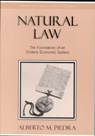 link and cover image for the book Natural Law: The Foundation of an Orderly Economic System