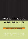 link and cover image for the book Political Animals: Public Art in American Zoos and Aquariums