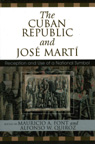 link and cover image for the book The Cuban Republic and JosZ Mart': Reception and Use of a National Symbol