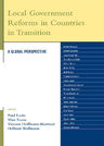 link and cover image for the book Local Government Reforms in Countries in Transition: A Global Perspective