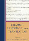 link and cover image for the book Gramsci, Language, and Translation