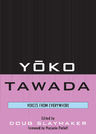 link and cover image for the book Yoko Tawada: Voices from Everywhere