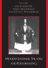link and cover image for the book Modern Japanese Theatre and Performance