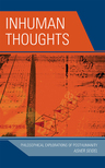 link and cover image for the book Inhuman Thoughts: Philosophical Explorations of Posthumanity