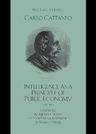 link and cover image for the book Intelligence as a Principle of Public Economy: Del pensiero come principio d'economia publica