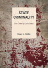 link and cover image for the book State Criminality: The Crime of All Crimes