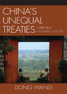 link and cover image for the book China's Unequal Treaties: Narrating National History