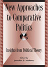 link and cover image for the book New Approaches to Comparative Politics: Insights from Political Theory