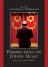 link and cover image for the book Perspectives on Jewish Music: Secular and Sacred