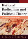 link and cover image for the book Rational Radicalism and Political Theory: Essays in Honor of Stephen Eric Bronner