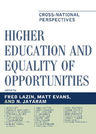 link and cover image for the book Higher Education and Equality of Opportunity: Cross-National Perspectives