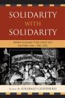 link and cover image for the book Solidarity with Solidarity: Western European Trade Unions and the Polish Crisis, 1980–1982