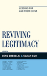 link and cover image for the book Reviving Legitimacy: Lessons for and from China