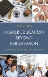 link and cover image for the book Higher Education beyond Job Creation: Universities, Citizenship, and Community