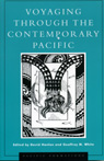 link and cover image for the book Voyaging through the Contemporary Pacific