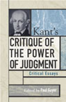 link and cover image for the book Kant's Critique of the Power of Judgment: Critical Essays