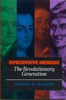 link and cover image for the book Representative Americans: The Revolutionary Generation