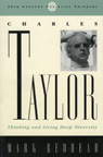 link and cover image for the book Charles Taylor: Thinking and Living Deep Diversity
