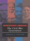 link and cover image for the book Representative Americans: The Civil War Generation