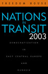 link and cover image for the book Nations in Transit 2003: Democratization in East Central Europe and Eurasia