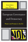 link and cover image for the book European Governance and Democracy: Power and Protest in the EU
