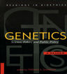 link and cover image for the book Genetics: Science, Ethics, and Public Policy
