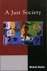 link and cover image for the book A Just Society