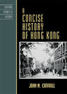link and cover image for the book A Concise History of Hong Kong