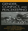 link and cover image for the book Gender, Conflict, and Peacekeeping