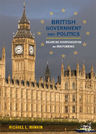 link and cover image for the book British Government and Politics: Balancing Europeanization and Independence