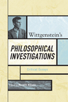 link and cover image for the book Wittgenstein's Philosophical Investigations: Critical Essays