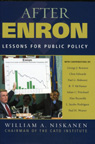 link and cover image for the book After Enron: Lessons for Public Policy