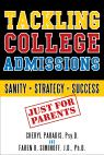 link and cover image for the book Tackling College Admissions: Sanity + Strategy=Success