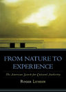 link and cover image for the book From Nature to Experience: The American Search for Cultural Authority