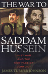 link and cover image for the book The War to Oust Saddam Hussein: Just War and the New Face of Conflict