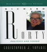 link and cover image for the book Richard Rorty: Politics and Vision
