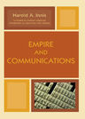 link and cover image for the book Empire and Communications