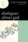 link and cover image for the book Dialogues about God